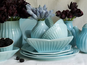 Our Favorite Things.....The Frances Palmer Pearl Collection & The Dish